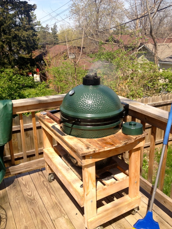 Esther the Green Egg